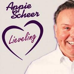 Appie Scheer - Lieveling  CD-Single