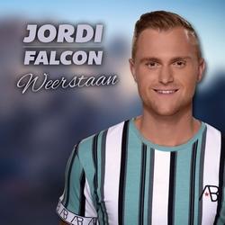 Jordi Falcon - Weerstaan  CD-Single