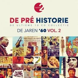 De Pre Historie - De Jaren '60 Vol.2  Ltd.  10CD box-set