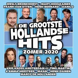 De Grootste Hollandse Hits 2020 Zomer  CD