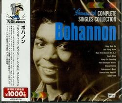 Bohannon - Brunswick Complete Singles Collection Ltd.  CD