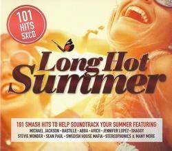 101 Long Hot Summer Hits  CD5