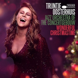 Trijntje Oosterhuis - Wonderful Christmastime   CD
