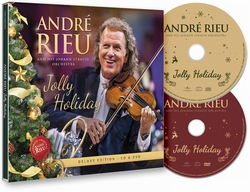 Andre Rieu - Jolly Holiday DeLuxe  CD+DVD