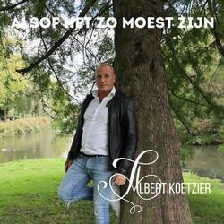 Albert Koetzier - Alsof het zo moest zijn  CD-Single