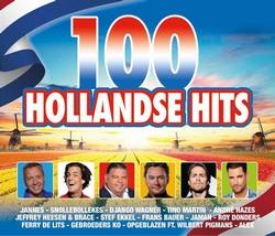100 Hollandse Hits   CD4