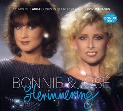 Bonnie & José - Herinnering  Ltd.  CD+DVD