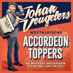 Johan Veugelers - Nostalgische Accordeontoppers  CD