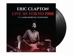 Eric Clapton - Live in Tokyo 1988   LP