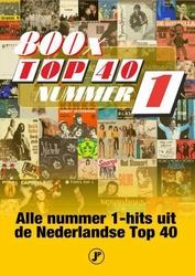 800x TOP 40 nummer 1   Boek