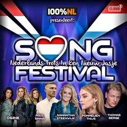 Songfestival: Nederlands Trots In Een Nieuw Jasje  CD