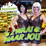 Alpenzusjes - Zwaai Naar Jou   CD-Single