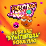 "Feestteam - Suzanne ""Stuiterbal"" Schulting  CD-Single"