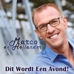 Marco de Hollander - Dit wordt een avond!  CD-Single