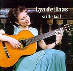 Lya de Haas - stille taal   CD