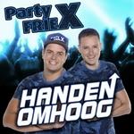 PartyfrieX - Handen Omhoog  CD-Single