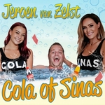 Jeroen van Zelst - Cola Of Sinas  CD-Single