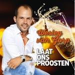Wesley van Gorp - Laat ons proosten  CD-Single