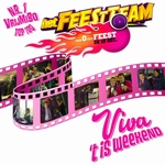 Feestteam - Viva 't Is Weekend  CD-Single