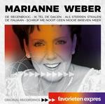 Marianne Weber - Favorieten Expres  CD
