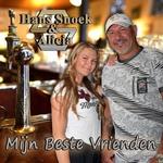 Hans Snoek & Alicia - Mijn beste vrienden  CD-Single