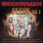 Woonwagen Feest vol. 1  CD