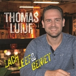Thomas Luijf - Lach, Leef & Geniet  CD-Single