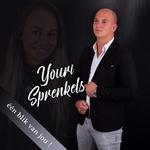 Youri Sprenkels - één blik van jou!  CD-Single