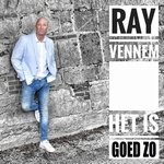 Ray Vennem - Het is zo goed  2Tr. CD Single