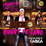 Franky B. ft. Cooldown - Duurt Te Lang  CD-Single
