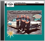 The Shakin Arrows - Golden Instrumentals  CD