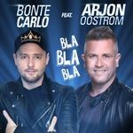Bonte Carlo ft. Arjon Oostrom - Bla Bla Bla  CD-Single