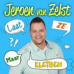 Jeroen Van Zelst - Laat Ze Maar Kletsen  CD-Single