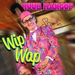 Huub Hangop - Wip Wap  CD-Single
