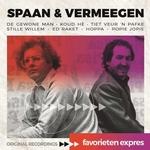 Spaan & Vermeegen - Favorieten Expres    CD
