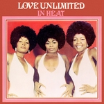 Love Unlimited - In Heat  LP