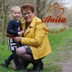 Anita - Want als je lacht  CD-Single