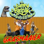Barry Badpak, Marco Kraats & DJ Maurice - Grasmaaier  CD-Single