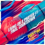 Feestteam - Living On A Prayer vs Final Countdown  CD-Single