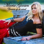 Maria Goosen - Zweven op de wind  CD-Single
