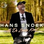 Hans Snoek - Als de zomer komt  CD-Single