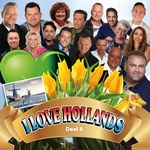 I Love Hollands Deel 8  CD