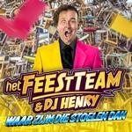 Feestteam & DJ Henry - Waar Zijn Die Stoelen Dan  CD-Single