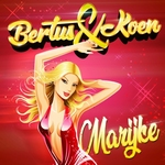 Bertus & Koen - Marijke  CD-Single