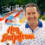 Stef Ekkel - Hey Badjuffrouw  CD-Single