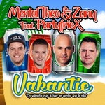 Mental Theo & Zany ft. PartyfrieX - Vakantie!  CD-Single