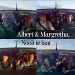 Albert & Margretha - Nooit te laat  CD-Single