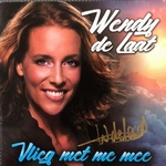 Wendy de Laat - Vlieg met me mee  CD-Single