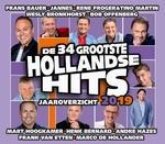 De 34 Grootst Hollandse Hits - Jaaroverzicht 2019  CD2