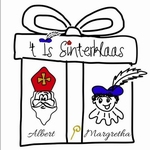 Albert & Margretha - 't is Sinterklaas  CD-Single